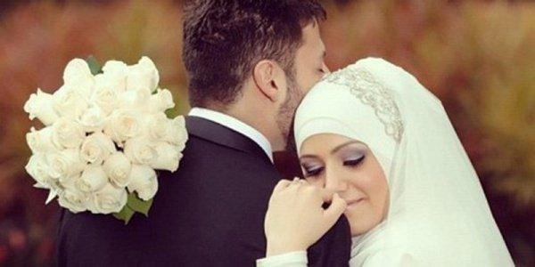 Мусульманская свадьба (никях)