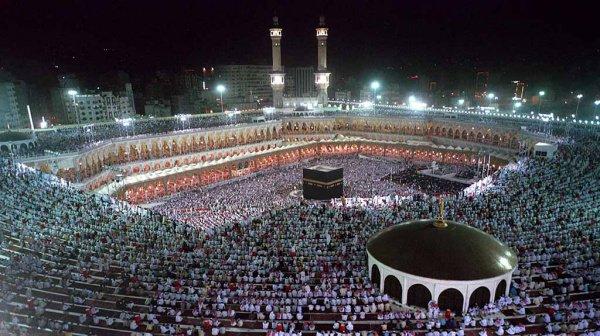 Мечеть Аль-Харам (Запретная мечеть)