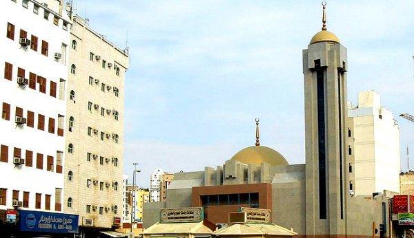 Где находится мечеть джиннов?