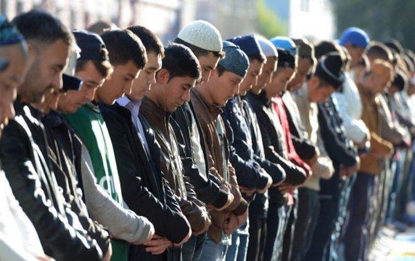 Мусульманские мужчины