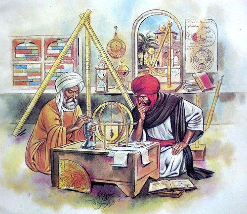 Философия неразрывно связана с учениями ислама, а потому играет важную роль в становлении многих наук
