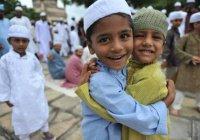 Фото дня: Прекрасные дети-мусульмане со всего мира