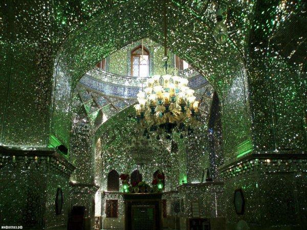 Фото дня: мечеть, которую нельзя фотографировать
