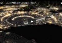Видео дня: такой мы увидим Запретную мечеть в 2050 году