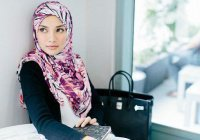 15-летняя мусульманка о хиджабе