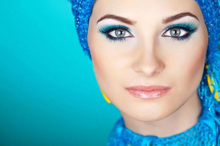 Макияж с точки зрения Ислама