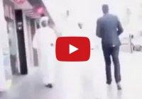 Видео дня: что случится, если обронить кошелек в Дубае?