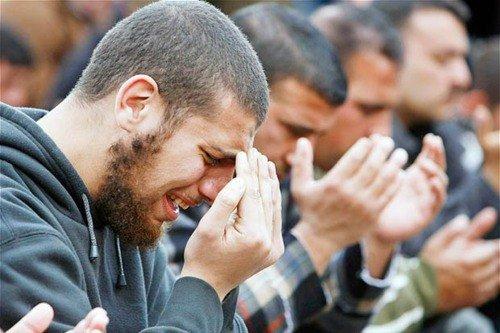 Отношение к слезам и плачу в исламе