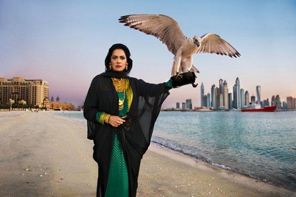 Алия аль-Мур, Дубай
