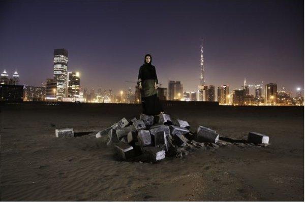 Шамса аш-Шамси, Дубай