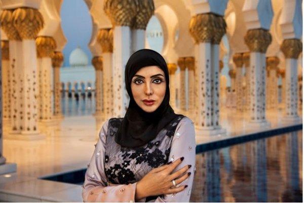 Шейха Хенд аль Кассими, Абу Даби