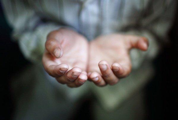 Следуем Сунне, о руках мусульманина