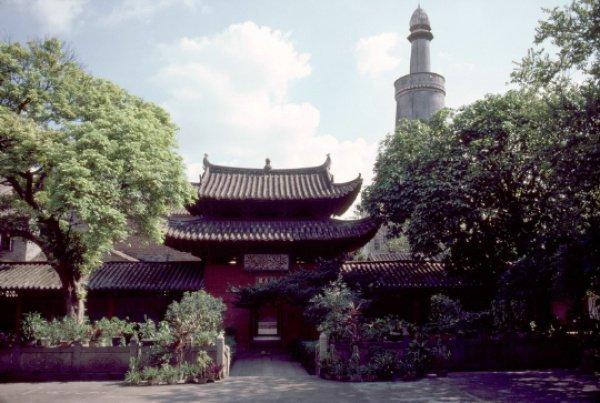 Мечеть Хуайшэн – главная мечеть города Гуанчжоу