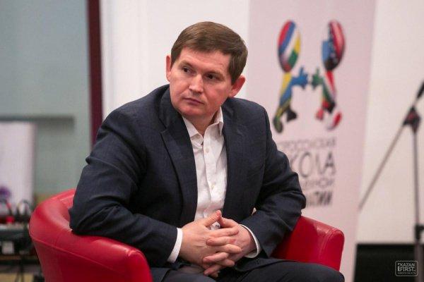 Линар Якупов. Академия молодежной дипломатии