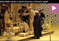 Потрясающая роскошь королевской свадьбы (+ ВИДЕО)