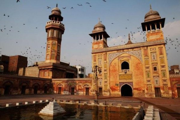 Мечеть Вазир Хана в Лахоре
