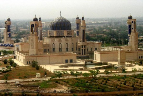 Мечеть в Багдаде