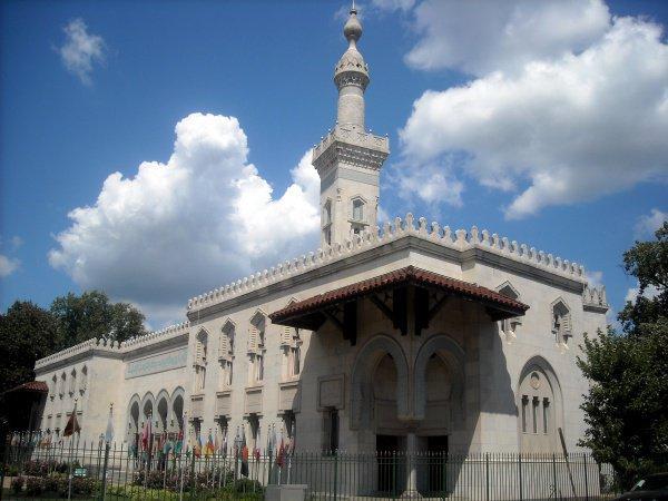 Исламский центр в Вашингтоне