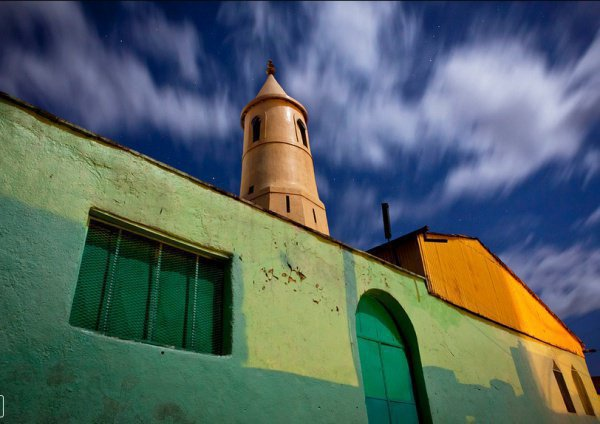 Никто, кроме мусульман, не мог войти в этот город в течение 300 лет