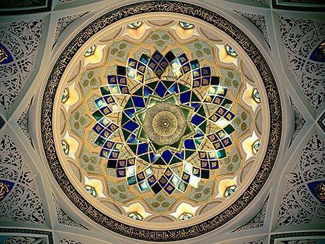 Сакральные смыслы исламского орнамента