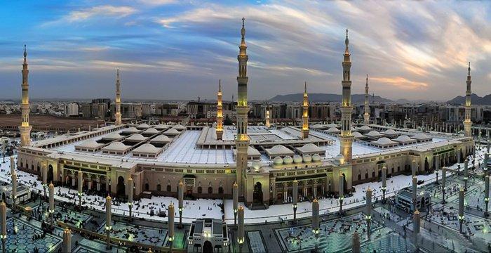 Мечеть Пророка ﷺ в Пресветлой Медине