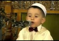 Трёхлетний хафиз удивляет мир знанием Корана