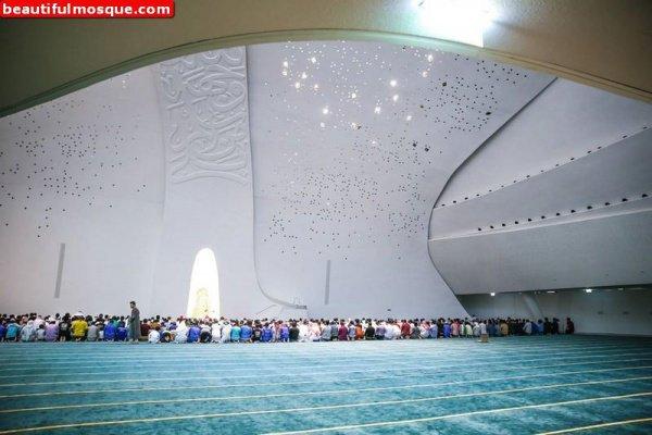 Невиданная мечеть четырех райских рек