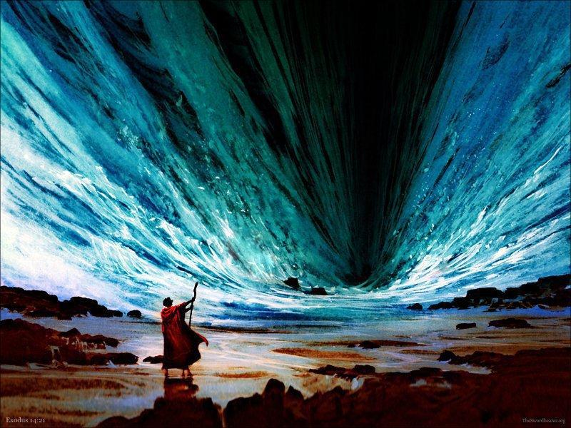 Что помогло пророку Мусе (а.с.) перевести сынов Израиля через море?