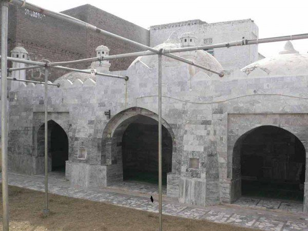 100 мечеть уходит под землю во сне слой