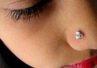 Дозволено ли мусульманке делать пирсинг носа?