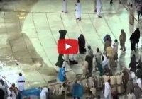 Что бывает, когда Запретную мечеть заливает дождь?