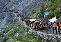 Мусульмане Кашмира спасли индуистских паломников при наводнении