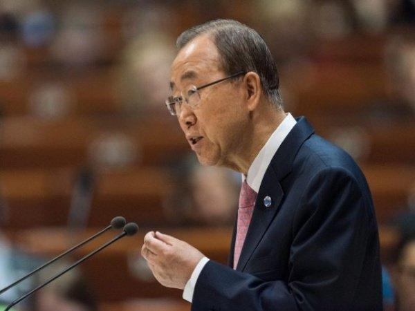 Пан Ги Мун призвал повстанцев согласиться на перемирие в Йемене