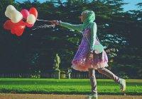 Интернет влюбился в «Лолит» в хиджабах (ФОТО)