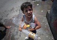 В секторе Газа не хватает питьевой воды