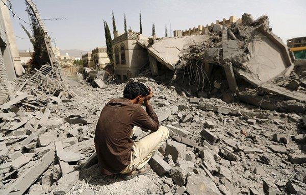 Зафиксированы неоднократные авиаудары и обстрелы по 8 провинциям Йемена