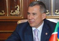 Рустам Минниханов зарегистрирован кандидатом в президенты РТ