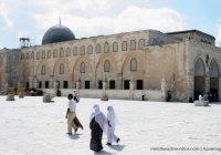 Катар просит Израиль оставить Аль-Аксу в покое