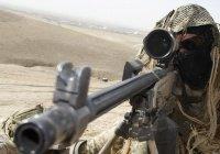 """Снайпер убил """"министра финансов"""" ИГИЛ"""
