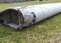"""На острове Реюньон найден обломок пропавшего год назад """"Боинга"""""""