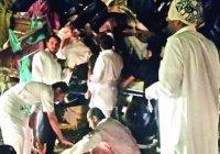 В Саудовской Аравии погибли 9 паломников