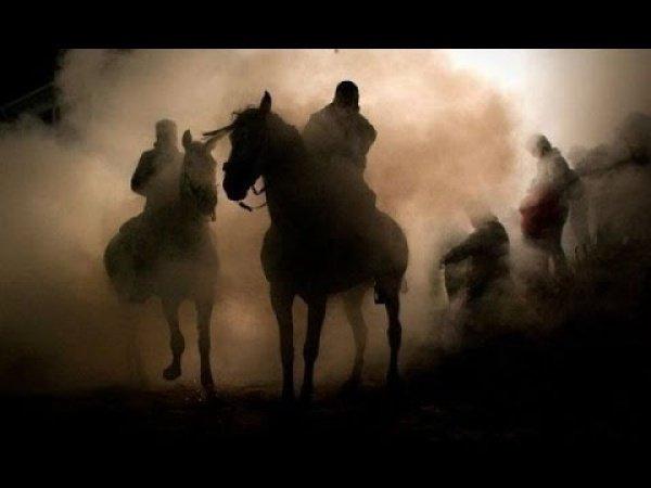 На что нацелена конница и пехота Иблиса?