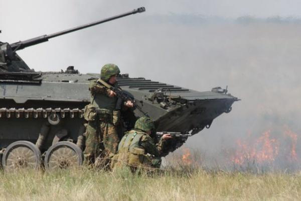 По итогам завязавшегося боевого столкновения были нейтрализованы 8 боевиков ИГИЛ