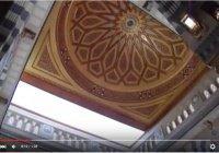 Удивительные кадры: движущиеся купола Мечети Пророка (мир ему)