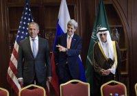 Россия, США и Саудовская Аравия не смогли договориться по Сирии