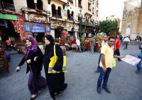 В Египте запретят хиджабный фейс-контроль