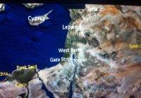 Air France стёрла с карты Израиль