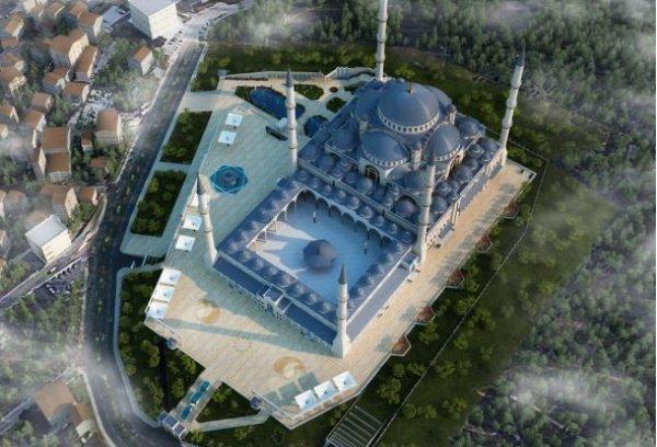 Начато строительство соборной мечети