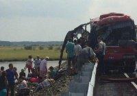 Водитель автобуса, попавший в ДТП в Хабаровске, рассказал о причине аварии