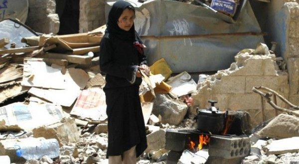 80% населения Йемена сейчас нуждаются в помощи